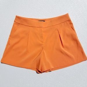 Ann Taylor Coral Dress Shorts